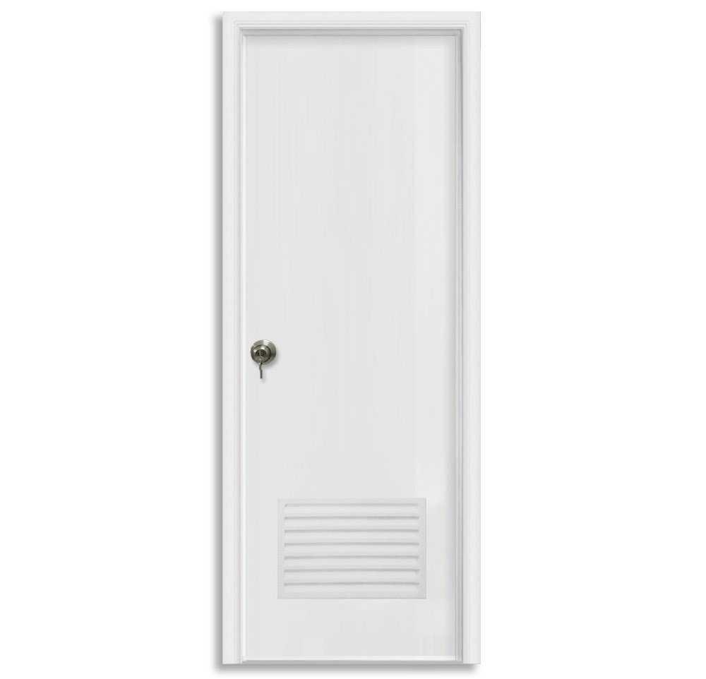 Doors Paket Kusen Daun Pintu Kamar Mandi Karang Pilang