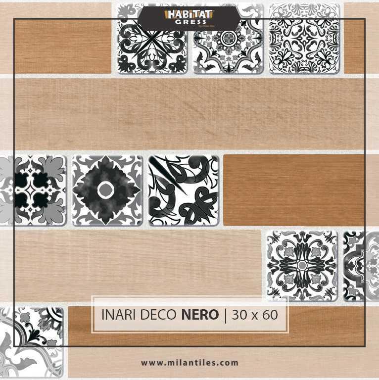 Variasi Inari Deco Blu  FinishesFloor CoveringIndoor Flooring 1