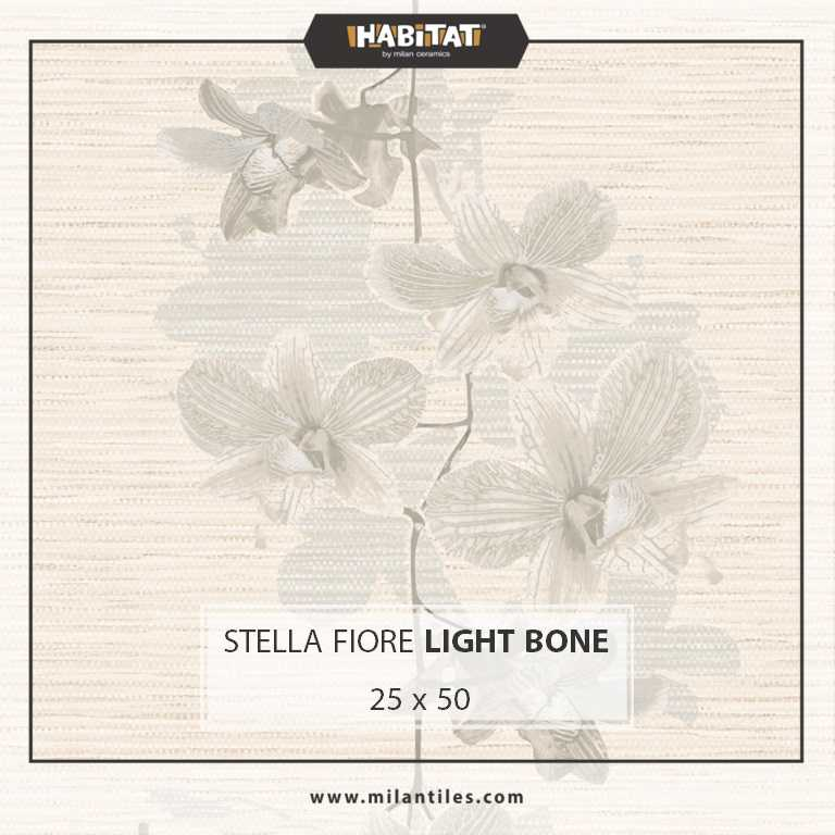 Variasi Stella Light Bone  FinishesWall CoveringWall Tiles 1
