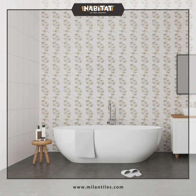 Variasi Stella Light Bone  FinishesWall CoveringWall Tiles 4