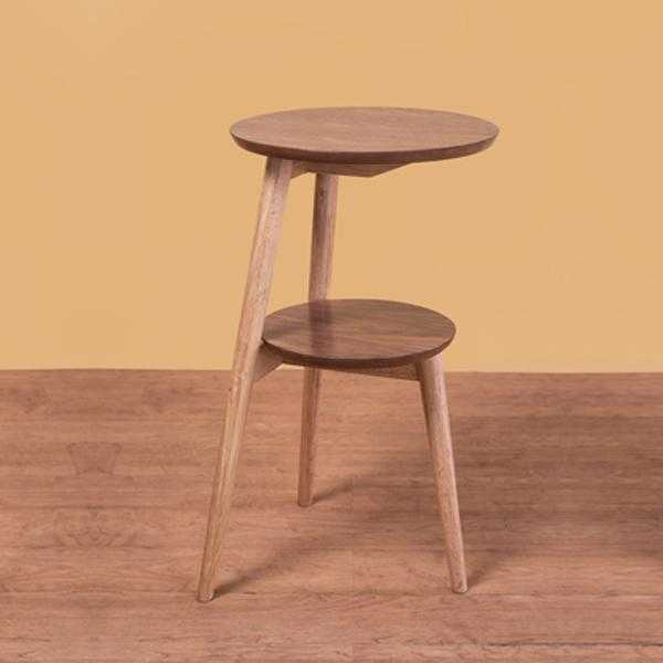 Variasi Alexa Side Table Round  FurnitureTables And ChairsTables 1