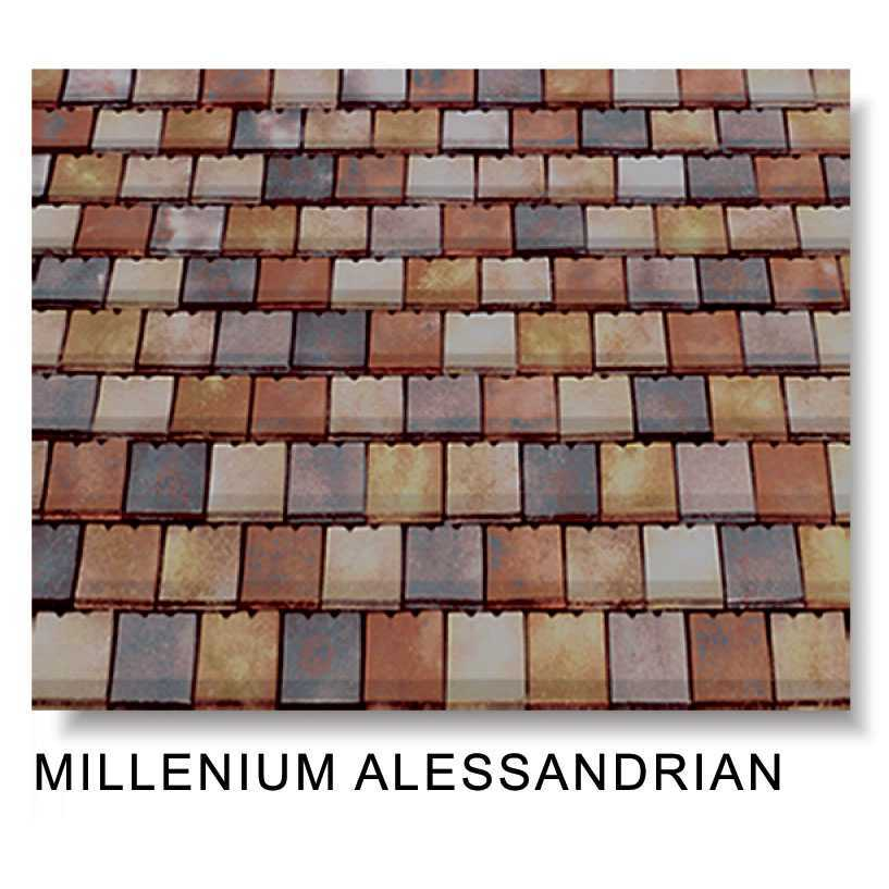 Variasi Bourdon  ConstructionRoofsRoof Tiles And Slates 2