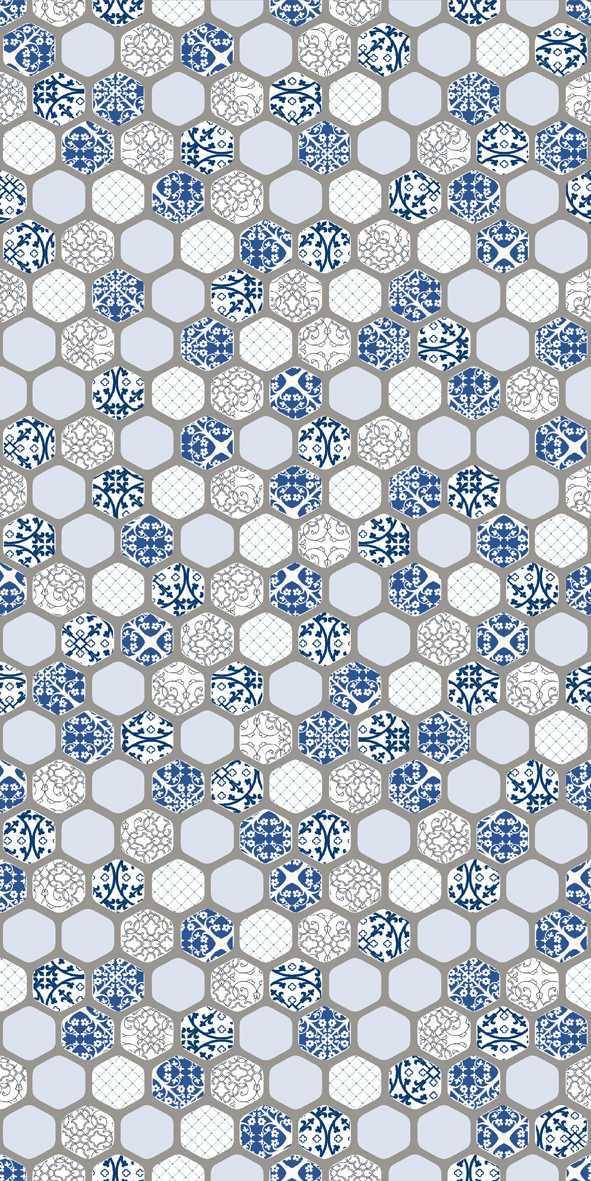 Variasi Honey Blu  FinishesWall CoveringWall Tiles 2