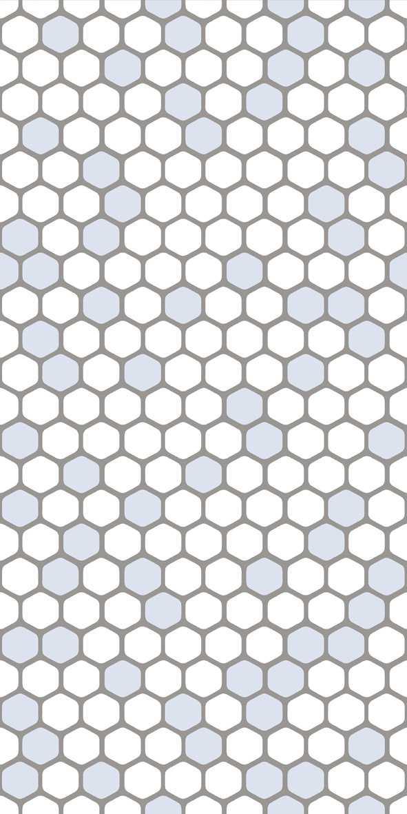 Variasi Honey Fiore Blu  FinishesWall CoveringWall Tiles 2