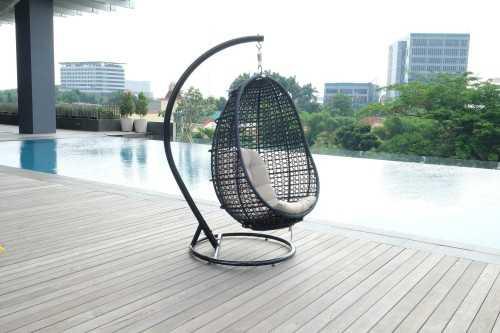 Foto produk  Hanging Chair Adra 2 (The Accent Bintaro) di Arsitag