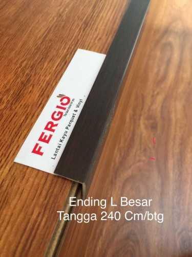 Foto produk  Ending L Besar Mdf / Pvc ( Custom Color ) di Arsitag