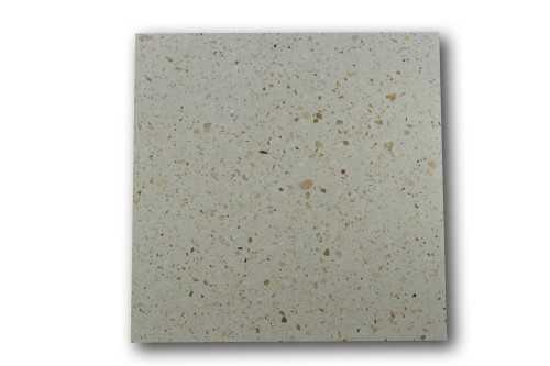Foto produk  White Classic Terazzo Floor Tiles di Arsitag
