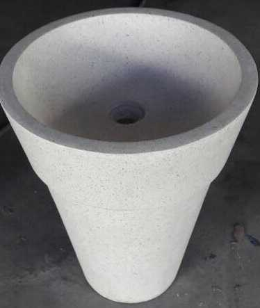 Foto produk  Bali Resin Terazzo Oval Sink Stone  di Arsitag