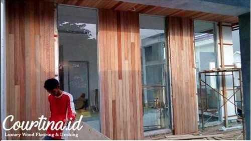 Foto produk  Wood Panel Bengkirai di Arsitag