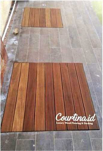 Foto produk  Bengkirai Decking Pu Finished - Project Lebak Bulus di Arsitag