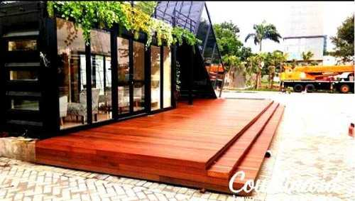 Foto produk  Bengkirai Decking Pu Finished - Project Sa Marketing di Arsitag