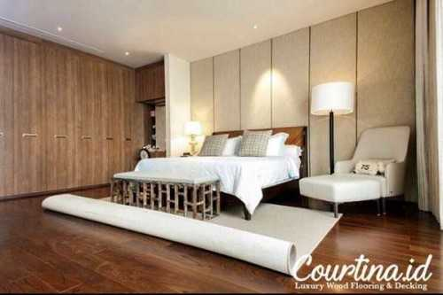 Foto produk  Sonokeling Flooring Uv Fhinised di Arsitag