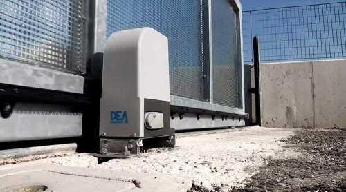 Foto produk  Dea Kit6Net Automatic Sliding Gate Capacity 600 Kg di Arsitag