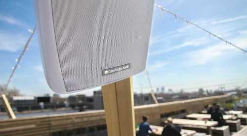 Foto produk  Es30 - Outdoor Speaker di Arsitag