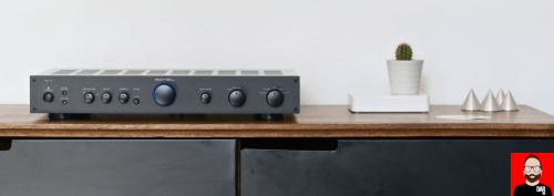 Foto produk  Class Ab Analogue Integrated  Amplifier - A10 di Arsitag
