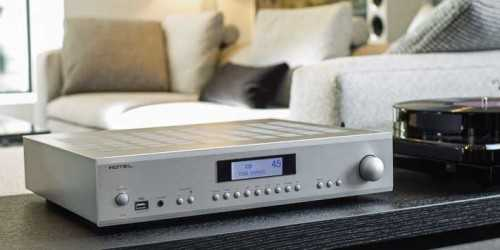 Foto produk  Class Ab Integrated Amplifier - A14 di Arsitag