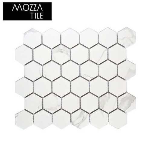 Cara Hexagon FinishesFloor CoveringMosaics