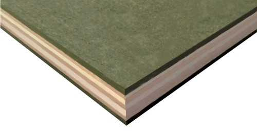 Foto produk  Hmcp 15 Mm Merek Golden Plywood di Arsitag
