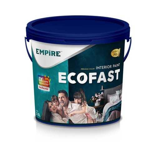 Foto produk  Alkycoat - Cat Interior  Empire Ecofast 2.5 Liter di Arsitag