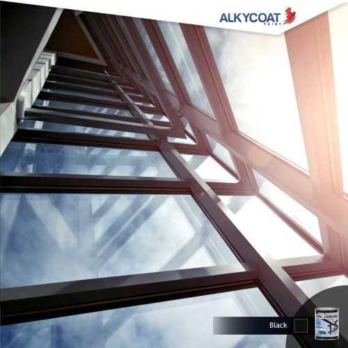 Foto produk  Alkycoat - Pancing Zinc Chromate 4Kg di Arsitag