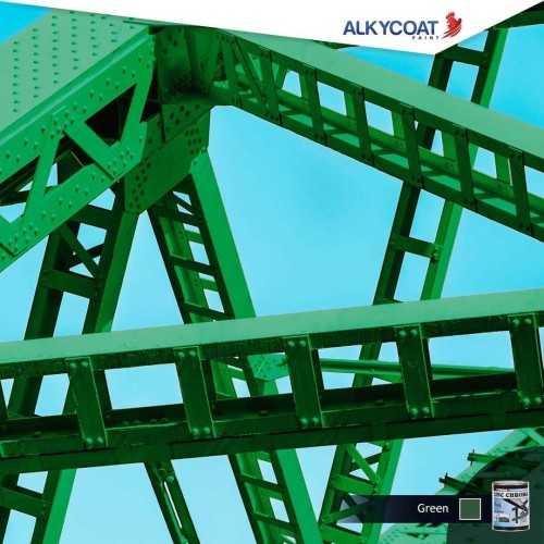 Foto produk  Alkycoat - Pancing Zinc Chromate 18Kg di Arsitag