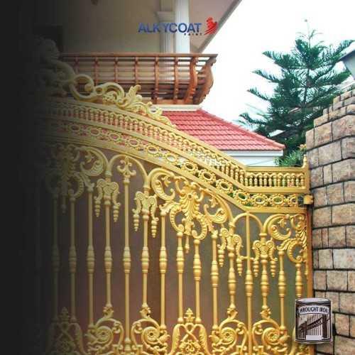 Foto produk  Alkycoat - Neo Alkycoat Wroght Iron 900Gr (Warna Metalic) di Arsitag