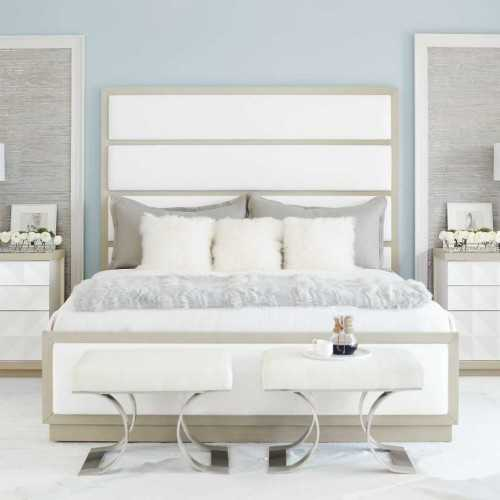 Foto produk  Axiom Bed With 2 Nightstand di Arsitag