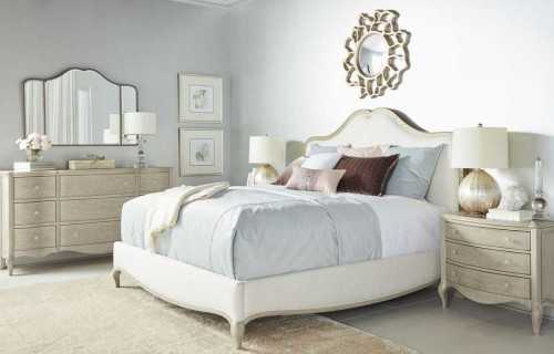 Foto produk  Charme King Uph Panel Bed Full Set di Arsitag