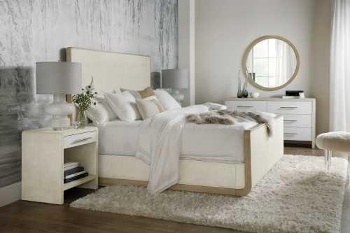 Foto produk  Cascade - 5/0-6/6 Sleigh Bed Full Set di Arsitag