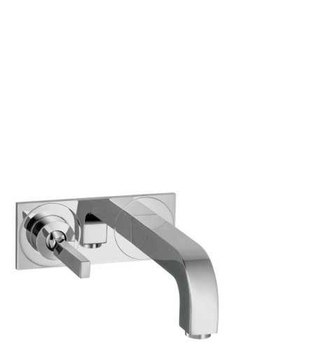 Foto produk  Axor Citterio - Single Lever Basin Mixer, Concealed Installation Wall-Mounted di Arsitag