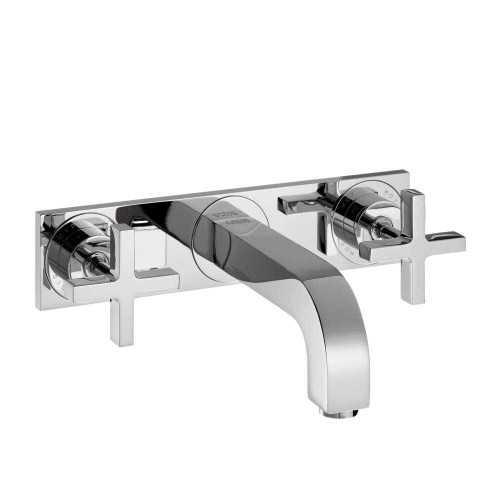 Foto produk  Axor Citterio - 3-Hole Basin Mixer, Concealed Installation Cross Handles di Arsitag