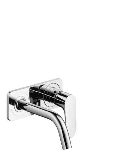 Foto produk  Axor Citterio M - Single Lever Basin Mixer, Concealed Installation With Plate Spout 167 Mm di Arsitag