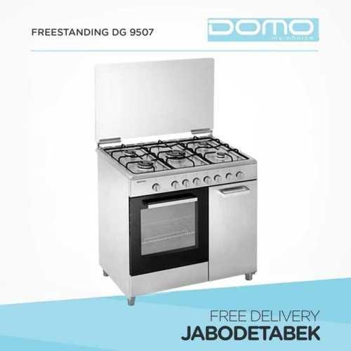 Foto produk  Gas Freestanding Domo 90Cm Dg 9507 (5 Burners) di Arsitag