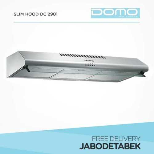Foto produk  Cooker Hood Domo 90Cm Dc 2901  di Arsitag