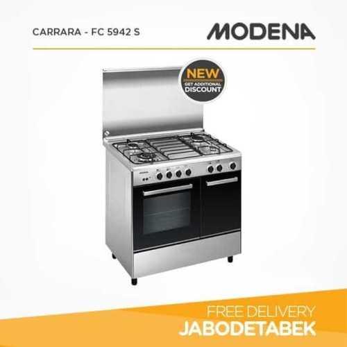 Foto produk  Freestanding Cooker Carrara Fc 5942 S di Arsitag