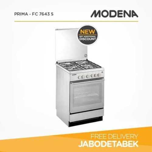 Foto produk  Freestanding Cooker Prima Fc 7643 S  di Arsitag