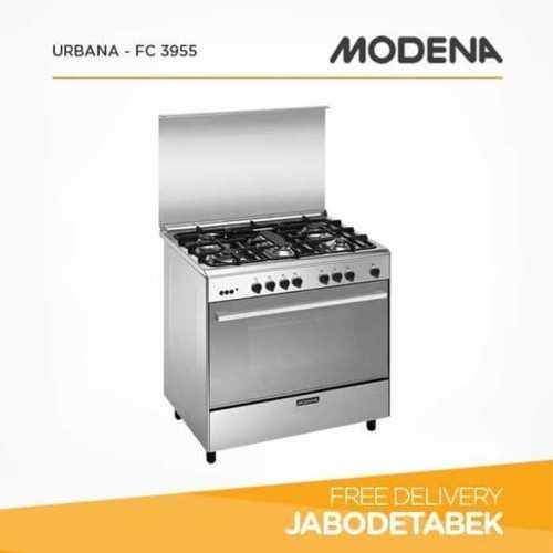 Foto produk  Freestanding Cooker Urbana Fc 3955 di Arsitag
