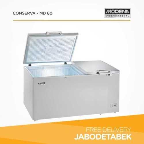 Foto produk  Chest Freezer Modena 560 Liter Conserva - Md 60 (310 Watt) di Arsitag