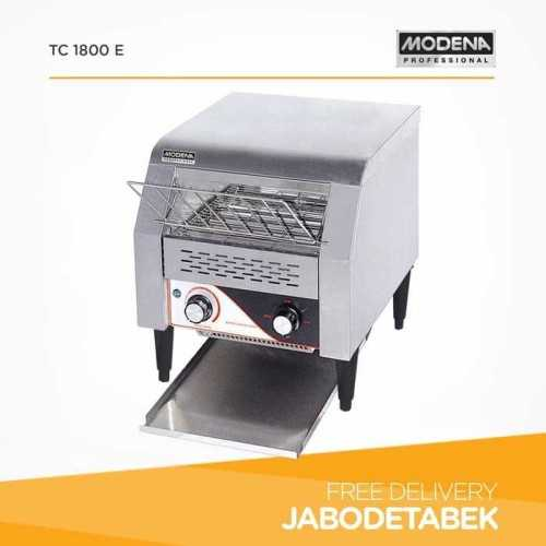 Foto produk  Electric Conveyor Toaster Modena Tc 1800 E (150 - 500 Of Bread) di Arsitag