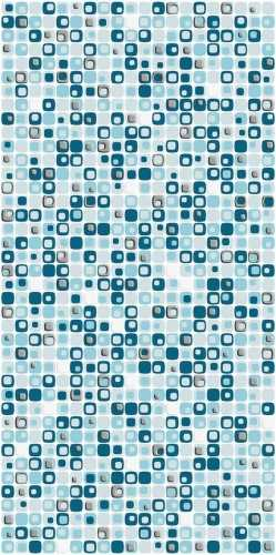 Beads Blue FinishesWall CoveringWall Tiles