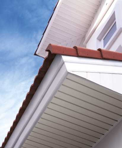 Conwood Eaves & Ceiling-Conwood Eave ConstructionRoofsSheet Metal Work And Accessories For Roofs