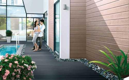 Foto produk  Conwood Wall-Lap Siding Bg di Arsitag