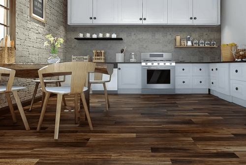 Foto produk  Engineered Floor-Albizia Natural di Arsitag