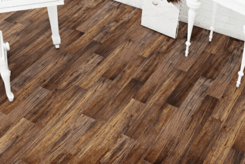 Foto produk  Engineered Floor-Gmelina Stained Coffee di Arsitag
