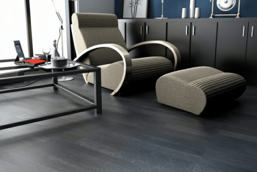Foto produk  Engineered Floor-Gmelina Stained Black di Arsitag