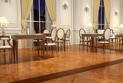 Engineered Floor-Merbau Majestic Cross Furniture
