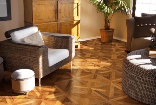 Engineered Floor-Merbau London Furniture