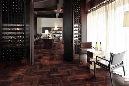 Engineered Floor-Sonokeling Interweave Furniture