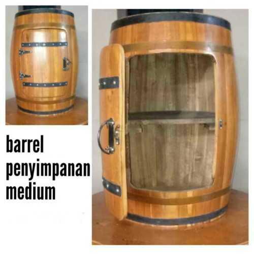 Foto produk  Barrel Penyimpanan Medium di Arsitag
