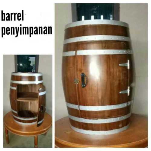 Foto produk  Barrel Penyimpanan di Arsitag